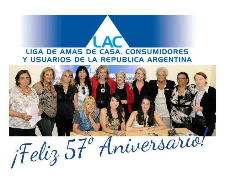 57 aniversario