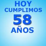 58 años 2