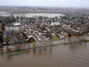 inundacion foto