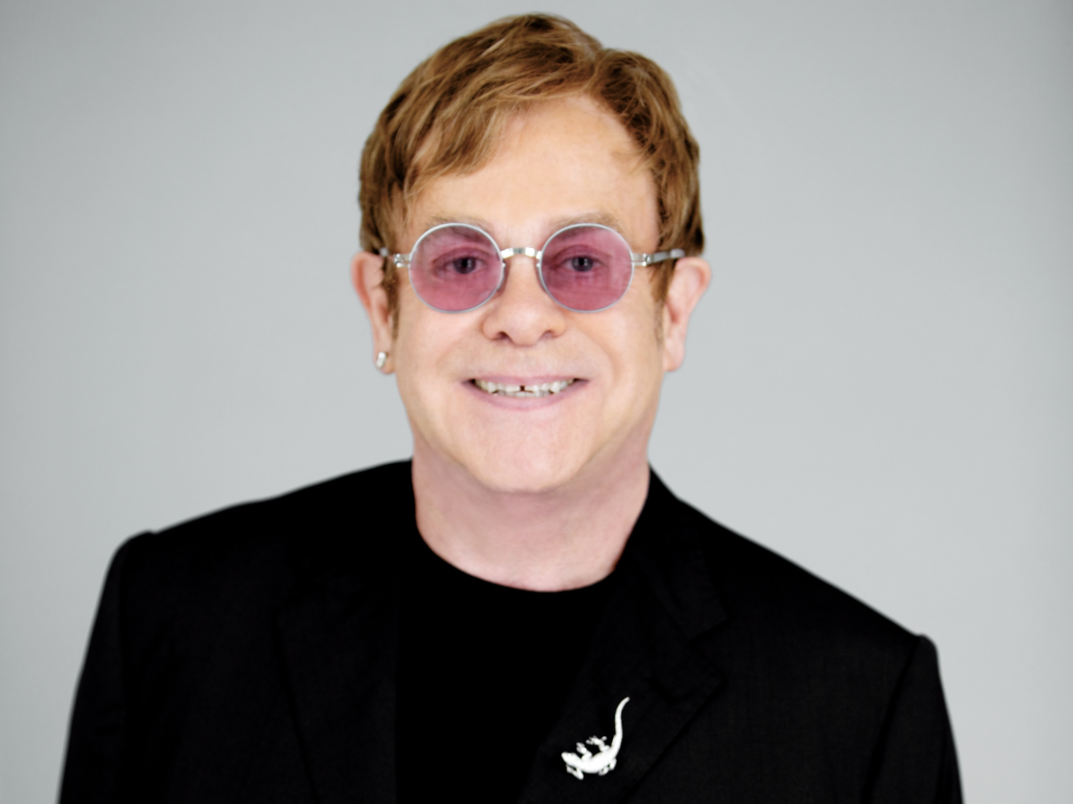 """Elton John tells Fresh Air's Terry Gross that The Diving Board is """"a very adult album."""""""